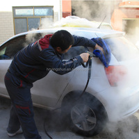 What is the most effect steam cleaning machine for cars to do out door car cleaning