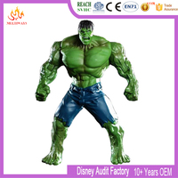 10+ years OEM factory Custom Marvel Hero Plastic action figures
