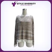 2015 Hot Sales Glassic Newest Design 100% Angora Sweater