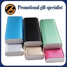 FULL CAPACTIY 9600mah Metal shell power bank free sample with package