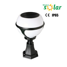 IP65 6v Voltage garden solar light led Globe elegant solar decorative lights(JR-2012)