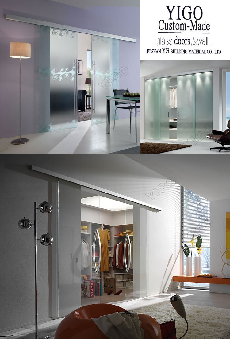 Wood And Glass Sliding Doors Wardrobe Sliding Door Buy Wood And