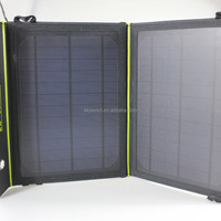 12V Solar Car Battery Charger 10W Portable Panel Camping Power