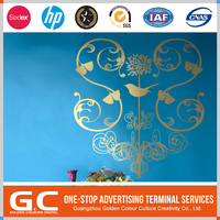 Iso9001 Certified Make Your Own Design Mandala Wall Sticker