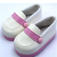 new product 2015 small doll shoes ,High Quality 18 Inch Dolls Shoes