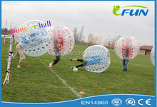 inflatable bubble ball for football/bubble ball soccer/giant inflatable soccer ball