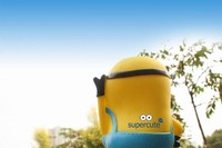 High Quality Minions Doll Toy Lovely Eyespop Minion Wholesale China