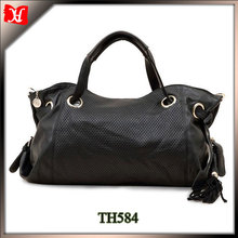 2015 custom women fashion leather bags latest design handbags