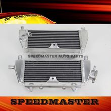 motorcycle radiator manufacturer for Kawasaki KX125 KX250 94-02