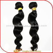 Yonghui hair wholesale brazilian hair unprocessed virgin brazilian remy hair
