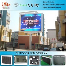 RGX M16 Creative Wave Type P20 outdoor led large screen display