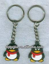 2012 hot!!! super cool penguin keychain for mobile phone at a lower price BJ-010B