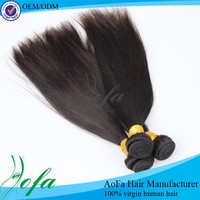 100 unprocessed virign indian hair competitive price remy clip in hair extension