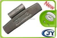 hot saled epoxy coated Fe wheel balance weight 35g