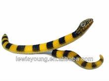 Promotional snake shape writing pen