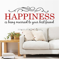 ZOOYOO happiness best friends wallpapers custom individual children stickers new creative stickers (8433)