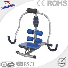 SUNCAO Arms and abdominal crunch machine exercise