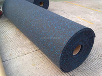 anti aging rubber gym flooring for heavy duty equipment