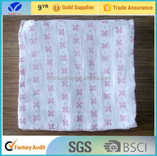 Hot Sales!! muslin gauze baby swaddling, bath towel, 100% cotton made, high absorbency, multi use blanket