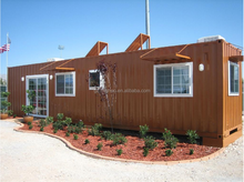 Guangzhou good design low cost prefabricated ready made container house