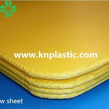 Sealed edge PP corrugated Sheet for bottle layer Pad