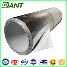 reflective woven heat roof insulation materials water proof