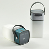 2-in-1 LED Lantern Bluetooth Speaker with Bright sound,hand free calling