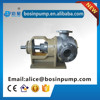 Liquid asphalt pump steady delivery with no pulsation and low noise