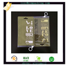 Alibaba china packaging manufacture clear pvc zipper bag,pvc plastic bag