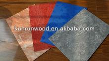 De alta pressão melamina laminado folha / Hpl fórmica folhas, Laminado compacto / fórmica placa
