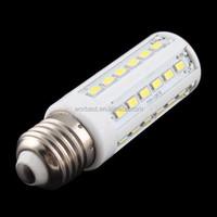 9W LED 12VDC E26 E27 Socket Screw Corn Light Lamp Bulb Cool White DC 12 Volts