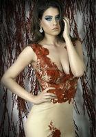 2014 Bien Savvy rochie de seara follow your fragrance best lady dress XT-1134 ladies party wear gown