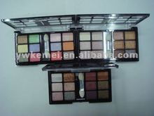 Shinning pearl powder eyeshadow blush kit