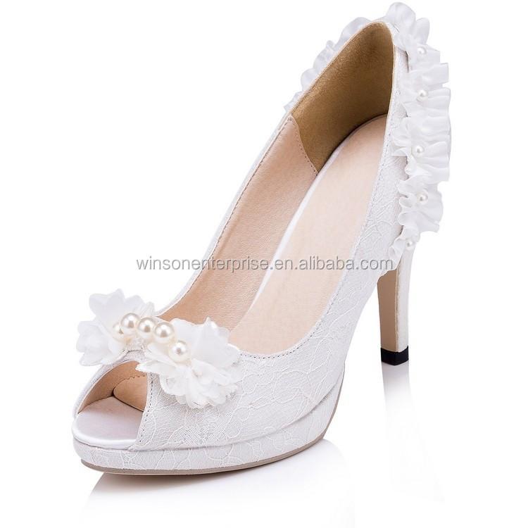 New Shoes Women Shoes Metaphor Women S Dress Shoe Crystal White