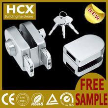 MS-020 newest product sliding wooden door lock excelent quality aluminum sliding door lock