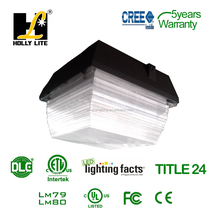 LED surface mounted lights , 5700k-6700k , 150W MH equivalent and Micro-wave sensor option