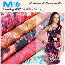 Garment fabric peacock print fabric alibaba china supplier