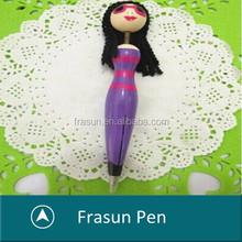 Wood Pen,Novelty Promotion Gift Ball Pen,Fashion Girl Pen