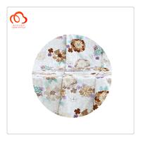 Fashion printing bamboo carpets