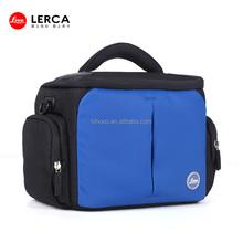 2014 Newest Navy Blue Nylon dslr ba Fashion DSLR Large Capacity digital Camera Bag Professional trendy dslr camera bags