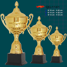 wholesale award tophy metal trophy cups