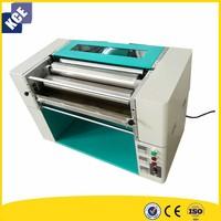 New arrival paper pvc hot melt glue machine of album making