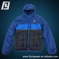 Winter Man Padded Jacket Outwear two side wear
