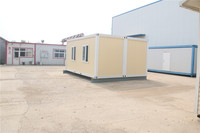 High quality modern luxury prefab cabin container house manufacturer