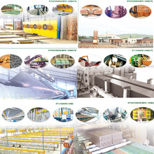 Clay brick making factory/red brick factory with tunnel kiln