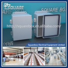 Factory Direct Sales All Kinds Of Electrical 3X3 Metal Junction Box