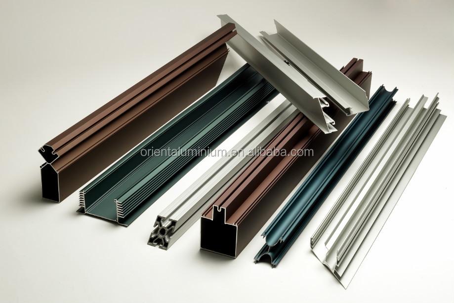 Perfil de alum nio para fachada arma es de alum nio id do - Perfil de aluminio precio ...