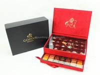 Custom luxury gift box and magnetic closure gift box