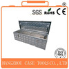 All-welded aluminum tool case/truck box