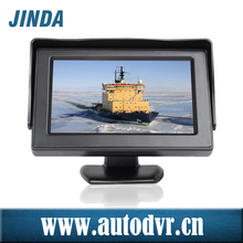 4.3 inch digital panel car stand alone monitor with high resolution